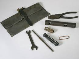 Image result for porsche 914 original tool kit