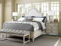 Oyster Bay Bedroom Furniture Oyster Bay Arbor Hills Upholstered Bed Lexington Home Brands