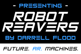 More icons from the icon set robot character. Robot Reavers Font By Dadiomouse Creative Fabrica