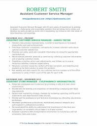 areas of expertise for customer service assistant customer service manager resume samples qwikresume