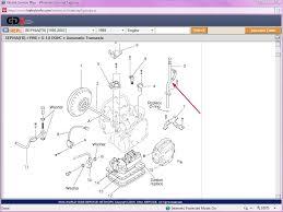 kia sephia engine diagram kia wiring diagrams
