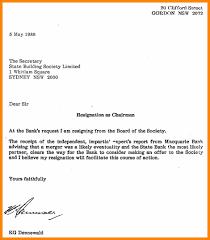 Formal Letter Sample Doc Under Fontanacountryinn Com