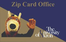 Gold Card Office Zip Card Office The University Of Akron