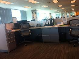 office floors. Open Office Floor Plan On One Of The Floors - Citco