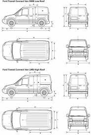 13 ford transit connect interior dimensions google search
