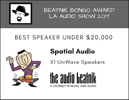 speakers under 20. clayton shaw\u0027s newest design the spatial audio x1 uniwave speakers were so musical, open and emotionally involving that for a few minutes i forgot under 20