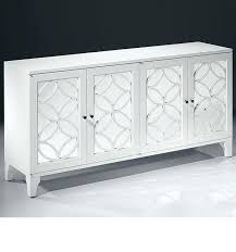 mirrored buffet cabinet. Mirror Credenza Best White Mirrored Buffet Cabinet New Furniture Ideas Images On And