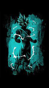 Goku Dark iphone Hd Wallpaper - Cangaan ...