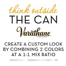 Varathane Color Blends