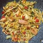 bami goreng   indonesian stir fried noodles