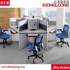 round office desks. glass office workstation for 6 peoplehalf round desk desks