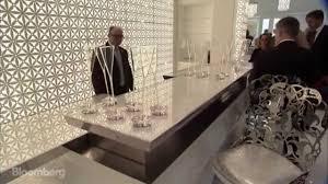 The High Tech Kitchen Hidden In An 80k Table Youtube