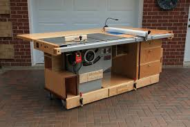 building a router table