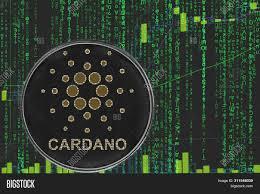 Token Ada Cardano Image Photo Free Trial Bigstock