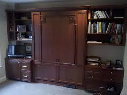murphy bed desk home office traditional with home office