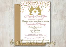 beauty and the beast invitations beauty and the beast bridal shower games personalised disney wedding gifts disneyland bridal shower