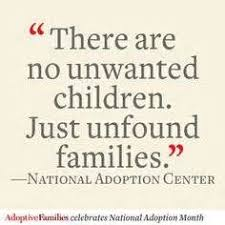 Adoption Quotes Pin by Courtney on Adoption Pinterest Adoption quotes Adoption 28