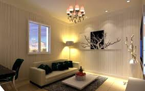 living room wall lighting. Living Room Ideas : Wall Lights For 3 Piece Giclee Canvas Art Wooden Pattern Wallpaper Gray Shag Area Rug Brown Stain Black Crystal Lighting
