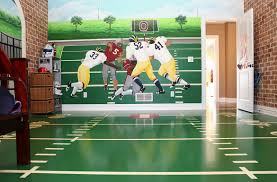 boys football bedroom ideas. Really Fun Sports Themed Bedroom Ideas Sebring Services 47 Home Remodeling. Football Bedroom. Boys S
