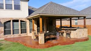 covered stamped concrete patio. Stamped Concrete Covered Patio Perfection Covered Stamped Concrete Patio Archadeck Outdoor Living