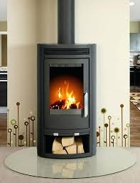 wood stove glass door cleaner modern burning stoves hearth ideas