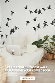 15 Amazing Bedroom Wall <b>Murals</b> for your <b>home decor</b> | Eazywallz