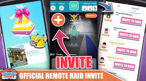 How To Invite Remote Friends With Remote Raid Pass In Pokemon Go