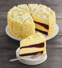 the cheesecake factory ultimate red velvet cake cheesecake 10