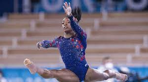Simone Biles receives outpouring of ...