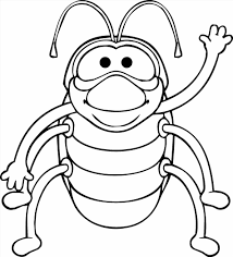Small Picture Coloring Pages Animals Hercules Beetle Coloring Page Bug