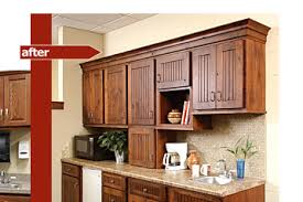 cabinet refacing how it works with refacing more