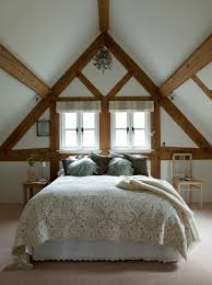 Perfect Small Sloped Ceiling Bedroom Ideas   16 Most Fabulous Vaulted Ceiling  Decorating Ideas