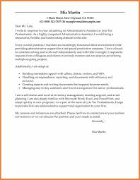 Examples Of Cover Letter Sop Proposal