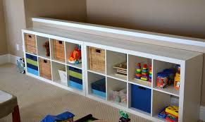 Idea Toy Storage Solutions