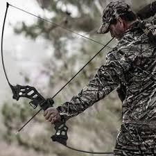 <b>40lbs</b> /<b>Bow</b> /<b>Compound Bow</b> / Long <b>bow straight bow for</b> beginner ...