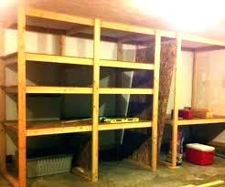 ladder hooks for garage hangers storage shelves large ceiling g 4 foot shelf and bike rack with installing in