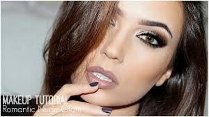 romantic glam makeup tutorial