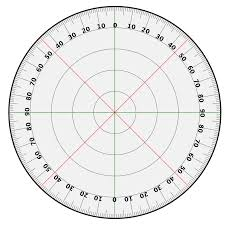 Compass Degrees Chart Angle Degree Chart 360 Degree Angle Chart Image Galleries
