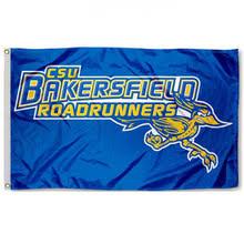 college csu bakersfield blue outdoor flag 3x5