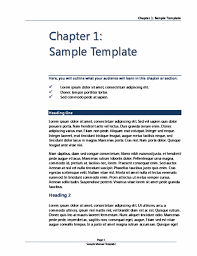 Instruction Manual Template User Manual Template Word Templates
