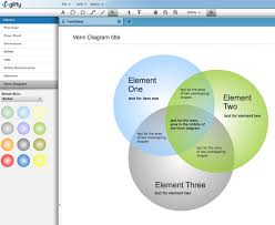 Gliffy Venn Diagram Gliffy A Great Tool For Making Charts Flow Diagrams Floorplans