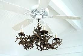 chandelier fan light kit chandeer fan ght kit ceing crystal modern fans style rubbed white pull
