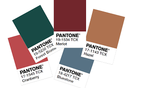 Autumn Winter Pantone Colors 2019 2020 Tarrago