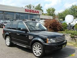 2007 Java Black Pearl Land Rover Range Rover Sport Supercharged ...