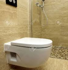 ... Large-size of Marvelous Shower Wall Mounted Toilet Together With  Travertinetiles Along With Travertine Tiles ...