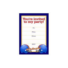 Free Football Invitation Templates Free Football Party Templates To Download From Online Sources