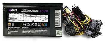 <b>Блок питания HIPER HPB-600RGB</b>