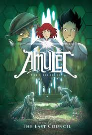 amulet 4 the last council kazu kibuishi