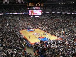 Detroit Pistons Seating Chart Palace Of Auburn Hills Palace At Auburn Hills Insidearenas Com