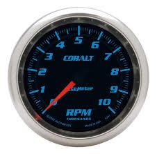 gauges cobalt 3 3 8 in dash tachometer 0 10 000 rpm cobalt